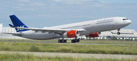 SAS A330-300 Enhanced