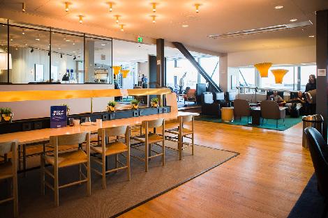 Karta Arlanda Terminal 5 Lounge.Sas Opens Refurbished Arlanda Lounge Business Traveller