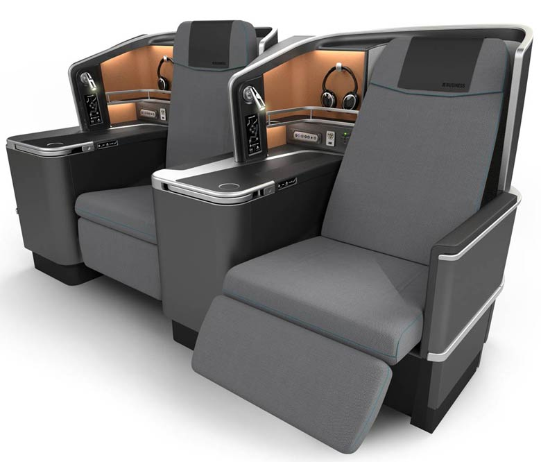 SAS business seats