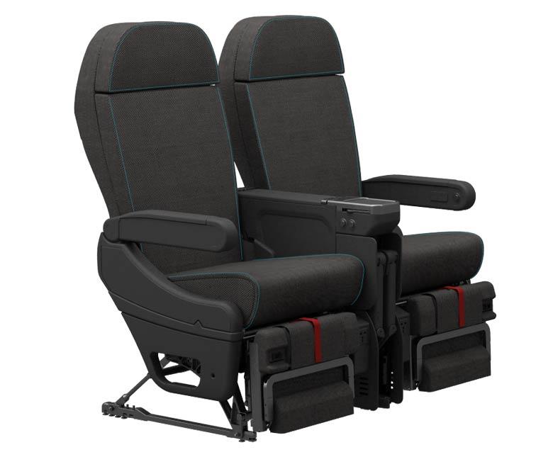 SAS Plus seat