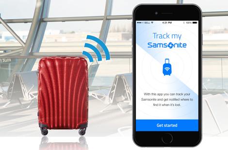 Track&Go by Samsonite