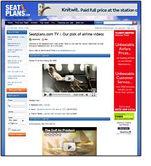 Seatplans.com TV