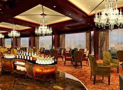 Island Shangri La Hong Kong Launches Horizon Club Lounge Business Traveller