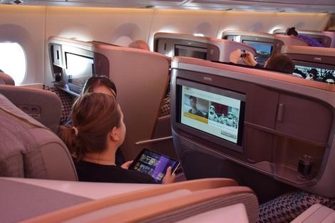 Singapore Airlines Companion app
