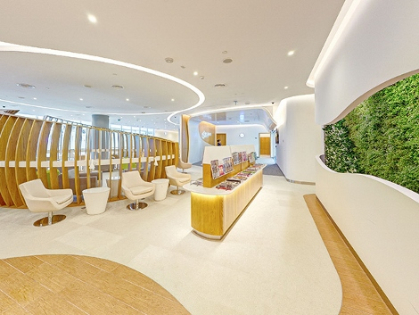 Skyteam Dubai Lounge