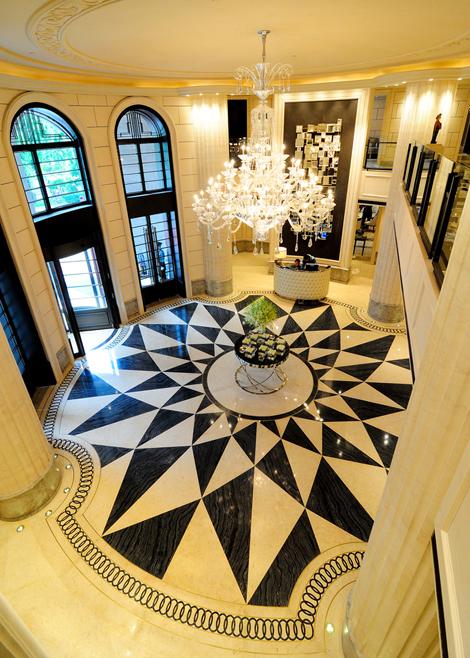 SOFITEL LEGEND PEOPLE'S GRAND HOTEL XIAN Lobby