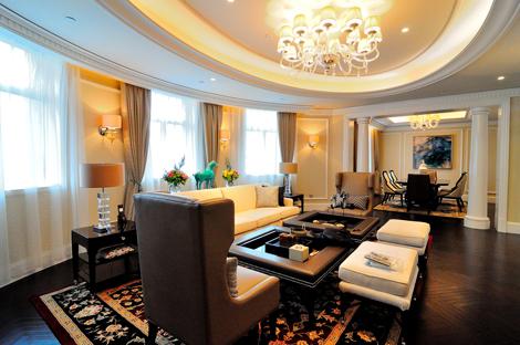 SOFITEL LEGEND PEOPLE'S GRAND HOTEL XIAN Imperial Suite