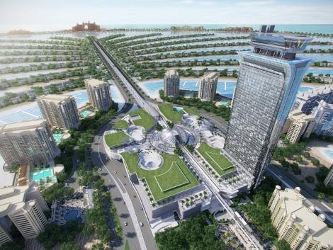ST Regis Dubai Palm