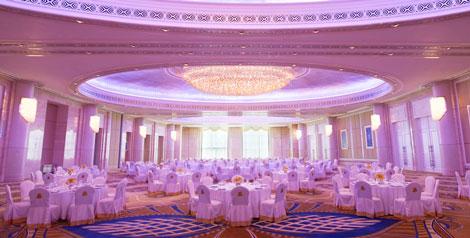 St Regis Abu Dhabi ballroom