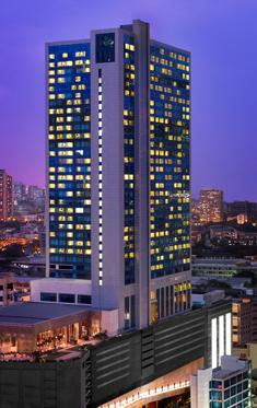 St Regis Mumbai exterior