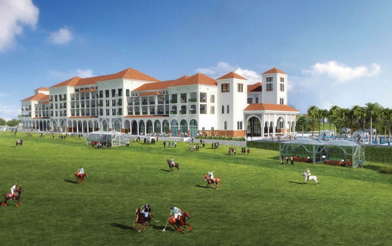 St Regis Al Habtoor Polo Resort & Club