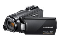 Samsung H-series full-HD camcorder
