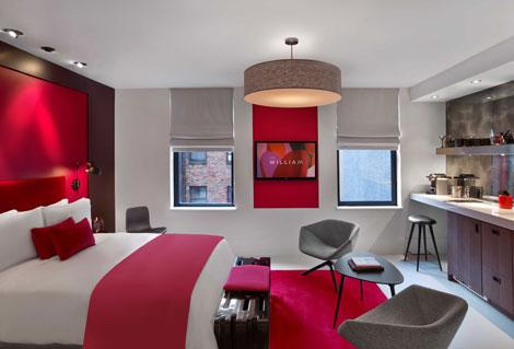 The William Suite