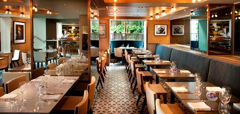 Belgraves restaurant