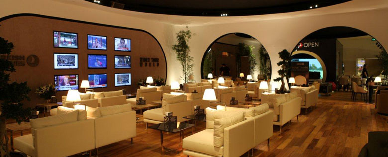 Turkish Airlines Lounge Istanbul