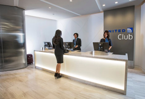 United Chicago lounge