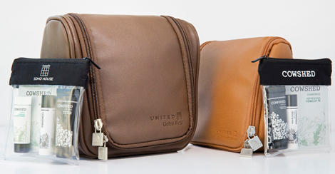 United Cowshed amenity kits