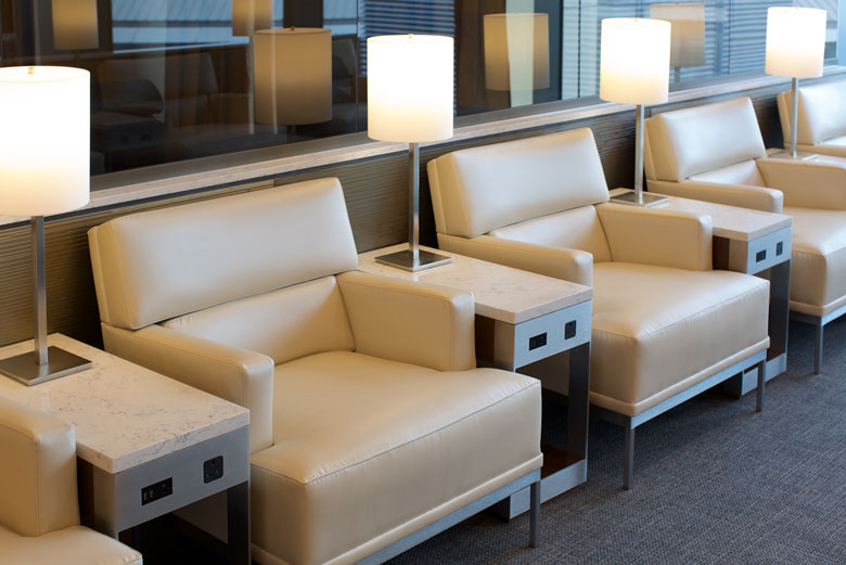 United Global First Lounge LHR T2