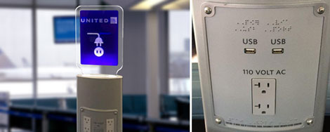 United charging station
