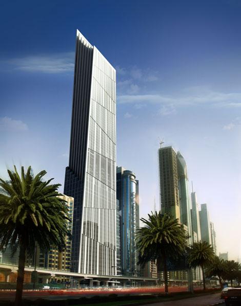 Viceroy Dubai Sheikh Zayed Road