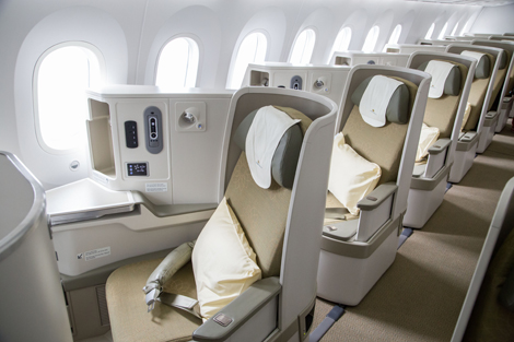 Vietnam Airlines B787 9 Business Class Business Traveller