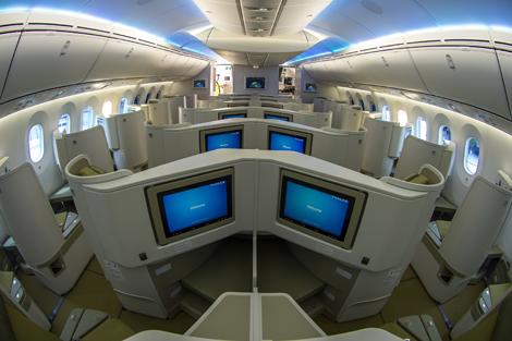 Vietnam Airlines B787 9 Business Class Business Traveller