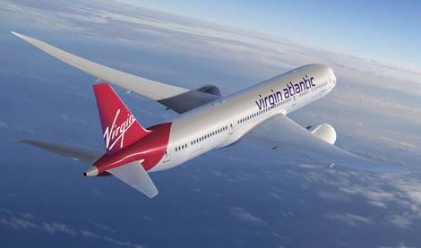Virgin Atlantic B787-9