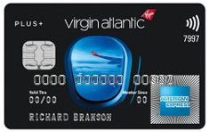 Virgin atlantic launches credit card miles offer business traveller black credit card virgin atlantic reheart Images