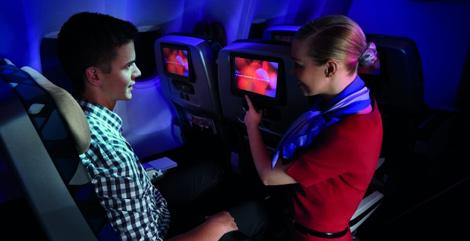 Virgin Australia Economy Seat +