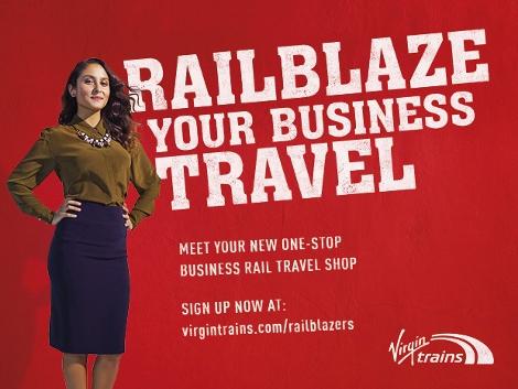 Virgin Trains Railblazer