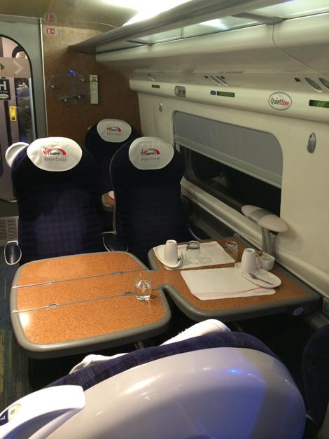 Rail check: Virgin Trains first class – Business Traveller