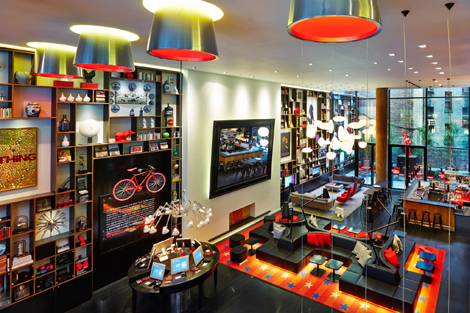 citizenM hotel in New York
