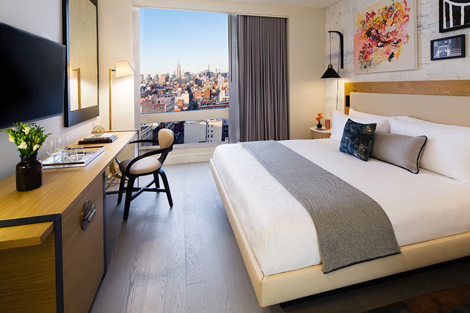 14 new and refurbished hotels coming to New York – Business