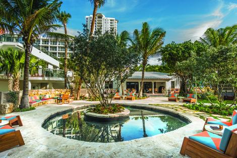 Hotel Check Thompson Miami Business