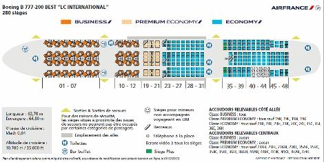 Air France new B777-200ER