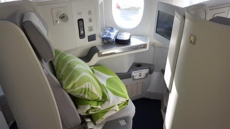 Finnair A350 Business Class