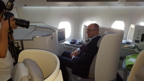 Finnair CEO