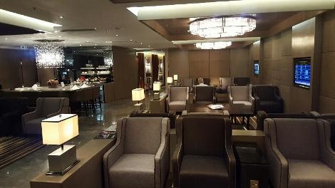 Plaza Premium Lounge Hong Kong