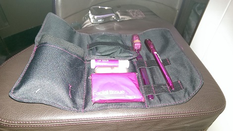 Virgin Atlantic B787-9 Amenity Bag