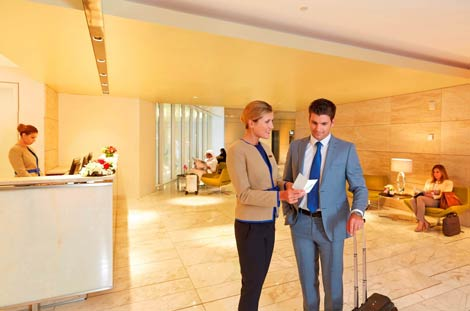 Business Traveler Hotel