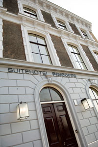 The Pincoffs Suite Hotel, Rotterdam
