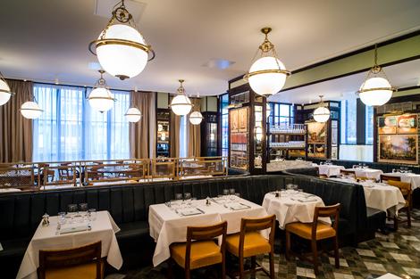 Ivy Kensington Brasserie