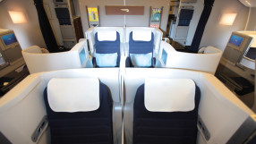 British Airways Club World (business class)