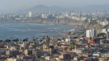 Lima and its coast