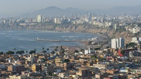 Lima and its coast