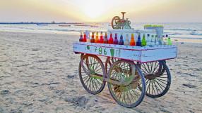 Beach Mumbai