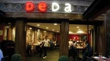 Deda restaurant, Paris
