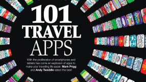 101 travel apps