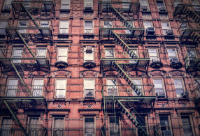 Fire Escapes in New York City