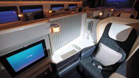 British Airways First